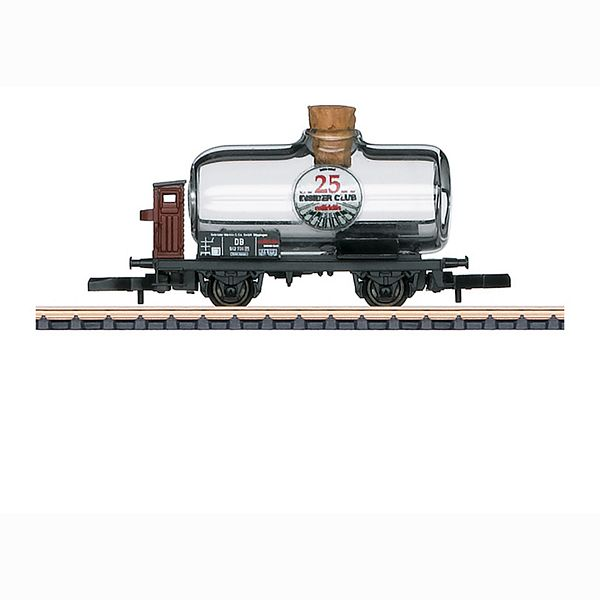 Marklin 86025 Glass Tank Car for 25 Years of Insider Membership