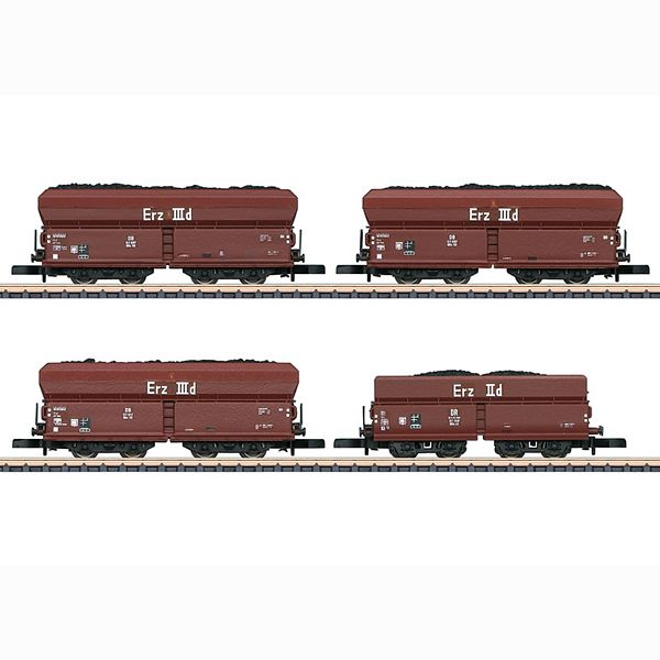 Marklin 86307 Coal Traffic Freight Car Set