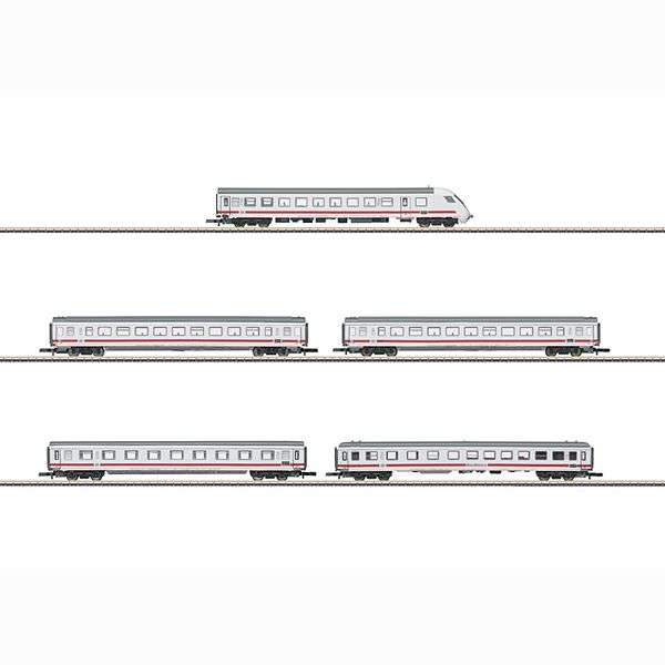 Marklin 87756 Intercity Car Set with 5 Cars