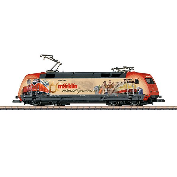 Marklin 88677 Electric Locomotive Road Number 101 064-4