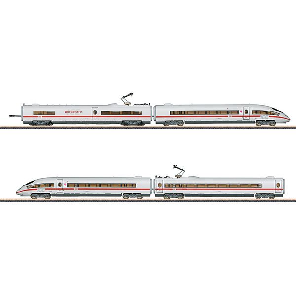 Marklin 88715 ICE 3 406 MF High Speed Powered Rail Car Train