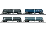 Marklin 00720 Freight Car Display w 12 Type Zans Tank Cars