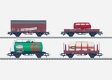 Marklin 00759 Set with 24 Freight Cars