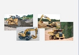 Marklin 00777 CAT H0 Construction Machinery Sales Package