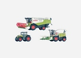 Marklin 007801 Farm Machinery Set of 3