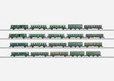 Marklin 00792 Passenger Commuter Service pack-20 Cars