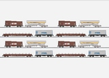 Marklin 00799 Set with 16 Freight Cars