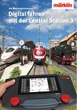 Marklin 03092 Controlling Digitally with the CS3 Book English text