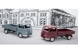 Marklin 18026 Flatbed Truck Set for Tempo Hochlader