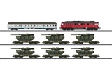 Marklin 26606 Freight Train Military Freight German Federal Army