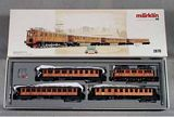 Marklin 2870 Historical Schwedenzug Train Set.