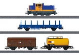Marklin 29023 Dutch Freight Train Digital Starter Set
