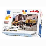 Marklin 29184 Construction Site Starter Set