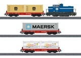 Marklin 29453 Start Up Container Train Starter Set