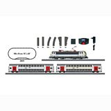 Marklin 29474 Era VI Passenger Train Digital Starter Set