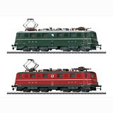 Marklin 30501 Double Electric Locomotive Set