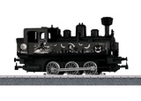 Marklin 36872 Start Up Halloween Glow in the Dark Steam Locomotive