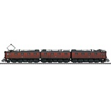 Marklin 37758 Heavy Ore Locomotive Weathered