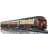 Marklin 39706 Class RAm TEE EDELWEISS Diesel Powered Railcar Train