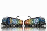 Marklin 39864 Vincent van Gogh Electric Locomotive ES 64 F4206
