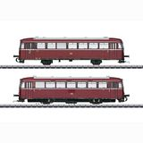 Marklin 39978 Class VT 98 9 Powered Rail Car