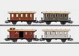 Marklin 4035 PrUssian Passenger Car Set