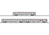 Marklin 41879 Set with 3 PBA TEE Express Train Passenger Cars