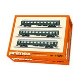 Marklin 41920 Tin-Plate Express Train Passenger Car Set