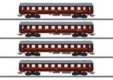 Marklin 41921 Tin-Plate Passenger Car Set