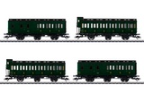 Marklin 42042 Compartment Car Set