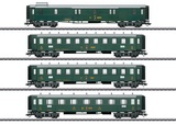 Marklin 42388 Swiss Old-Timer Passenger Car Set