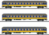 Marklin 42904 Car Set with 3 Express Train Passenger Cars
