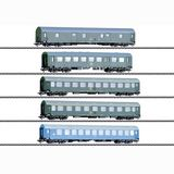 Marklin 42982 GDR German State Railroad Passenger Car Set