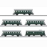 Marklin 43141 Donnerbuchsen-Thunder Boxes Passenger Car Set