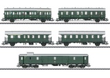 Trix 23458 Passenger Car Set for the Class E 44.5