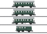 Marklin 43146 Passenger Car Set with a Cab Control Car
