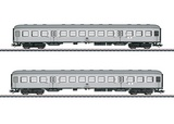 Marklin 43147 Silberlinge Silver Coins Passenger Car Set