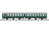 Marklin 43183 Pair of Passenger Cars Type B3ygeb