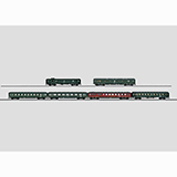 Marklin 43256 Berlin Stuttgart Express Train Passenger Car Set