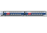 Marklin 43423 Add on Car Set 1 TGV Duplex EpVI