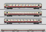 Marklin 43853 TEE Helvetia Express Train Passenger Car Set