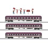 Marklin 43947 Three Compartment Cars