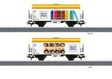 Marklin 44218 Marklin Start up Refrigerator Car Ritter Sport