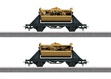 Marklin 44822 Start Up Treasure of The Wild 13 Pirates Freight Car Set