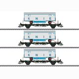 Marklin 45085 Flat car set 100 Years Swiss National Circus Knie