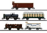 Marklin 45175 175 Years of Railroading in Wurttemberg Freight Car Set