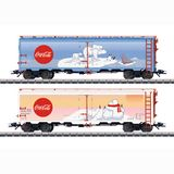 Marklin 45687 Coca Cola Freight Car Set