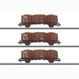 Marklin 46019 High Side Gondola Set