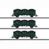 Marklin 46029 High Side Gondola Set