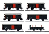 Marklin 46050 Freight Car Set for the Kofferli